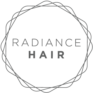 radiance hair footer logo