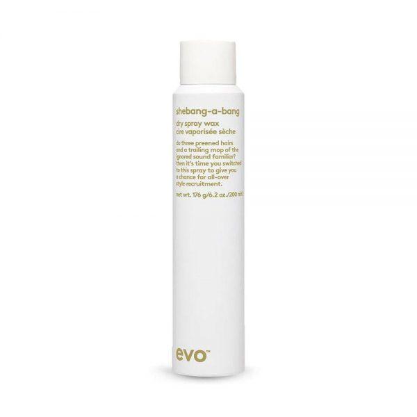 spray wax hair